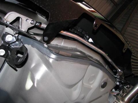 プリウスα モノコックバー 40系 リヤモノコックバー カワイワークス (TY1280-MOR-00