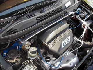 RAV4 ストラットバー ACA21W フロントストラットバー typeOS カワイワークス (TY1010-FTO-00