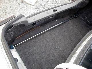 シルビア モノコックバー S14 リヤモノコックバー カワイワークス (NS0380-MOR-00