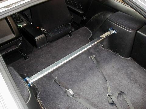 フェアレディZ ストラットバー PGZ31 (RB20車) リヤストラットバー typeOS カワイワークス (NS0310-RTO-00