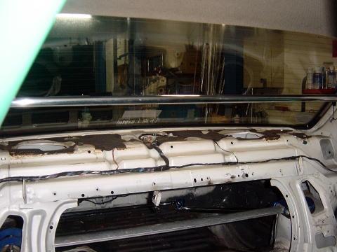 ローレル ピラーバー C33 リヤピラーバー カワイワークス (NS0530-PI0-00