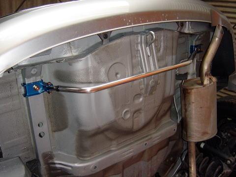 エアウェイブ モノコックバー GJ1 リヤモノコックバー カワイワークス (HN0511-MOR-00