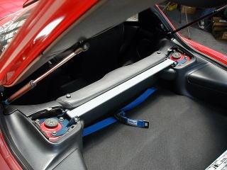 RX-7 ストラットバー FD3S リヤストラットバー typeOS カワイワークス (MA0080-RTO-00