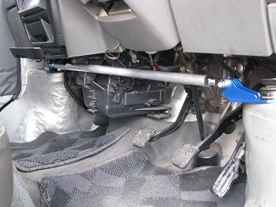 エブリィ ストラットバー DA52/62 フロントストラットバー typeSTD カワイワークス (SZ0480-FTS-00
