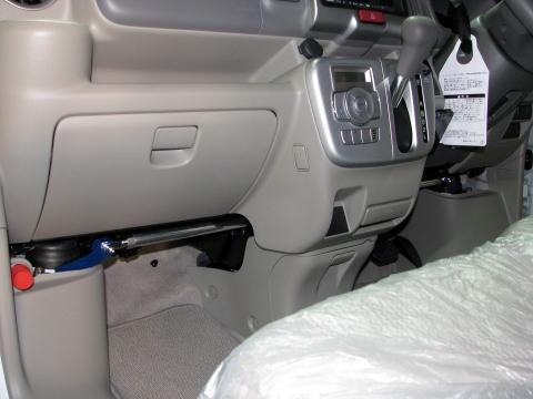 エブリィ ストラットバー DA17V/W フロントストラットバー typeSTD カワイワークス (SZ0770-FTS-00