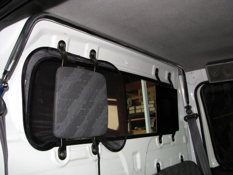 キャリィトラック ピラーバー DA63T フロントピラーバー typeスクエア カワイワークス (SZ0640-PIE-00