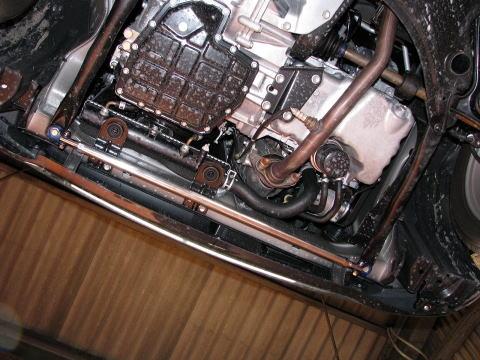 ワゴンR モノコックバー MH23S フロントモノコックバー カワイワークス (SZ0611-MOF-00