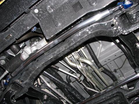 アトレーワゴン ロアアームバー S300系 フロントロアアームバー カワイワークス (DA0220-LOF-00