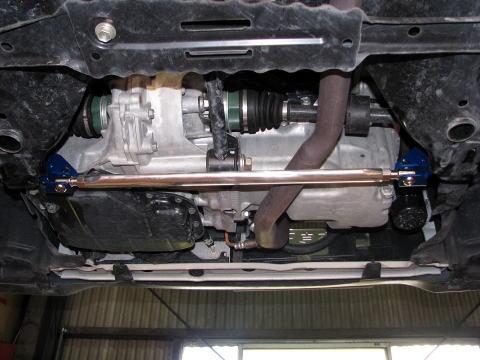 ソニカ ロアアームバー L405 フロントロアアームバー カワイワークス (DA0181-LOF-00