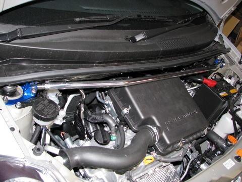 ブーン ストラットバー M301 フロントストラットバー typeSTD カワイワークス (TY1180-FTS-00