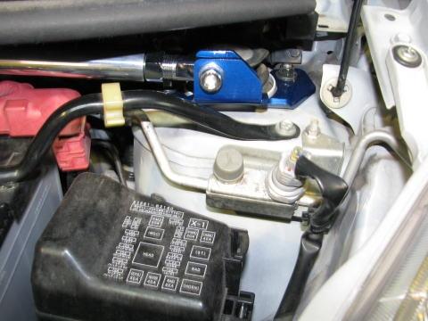 ミラ ストラットバー L275 L285 フロントストラットバー typePG カワイワークス (DA0182-FTP-00