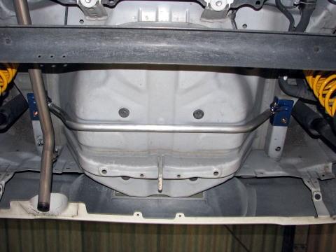 ミラ モノコックバー L275 L285 リヤモノコックバー カワイワークス (DA0182-MOR-00