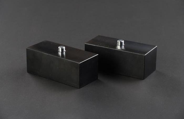 ハイエース NV350キャラバン ダウンブロック 200系 E26 50mm ブロック&ピン リム/RIM (RBL250