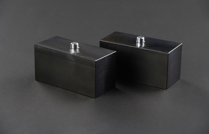 ハイエース NV350キャラバン ダウンブロック 200系 E26 65mm ブロック&ピン リム/RIM (RBL265