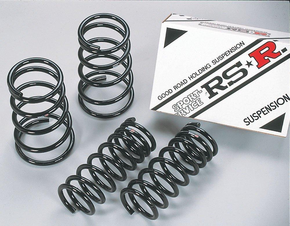レビン ダウンサス AE86 58/5~62/4 4A-GE リア RSR HD RS-R (T020HR2【差替】
