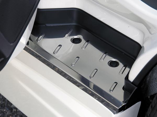 ハイエース ステップカバー 200系 1型~4型 フロントステップカバー セカンドハウス