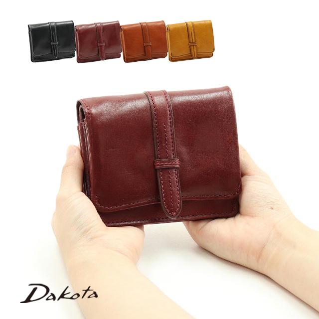 【送料無料】Dakota ダコタ dakota ダコタ財布 2つ折り財布 二つ折り財布 財布 レディース クラプトン 0035113【ランキング入賞】【あす楽対応】 【smtb-m】   【送料無料】  【プレゼント最適品】【ブランド】