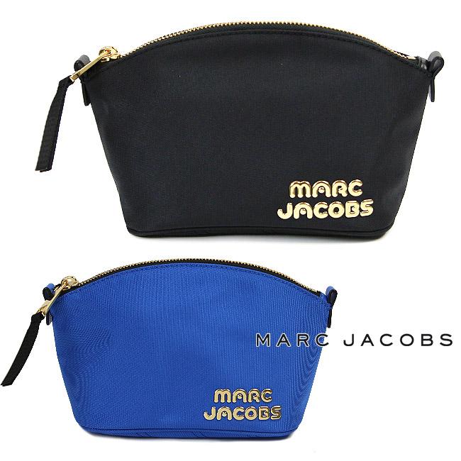 【年末年始 クリアランスセール】MARC JACOBS マークジェイコブス コスメティックポーチ 化粧ポーチ Trek Pack Cosmetics Trapeze (全2色)【M0014274】