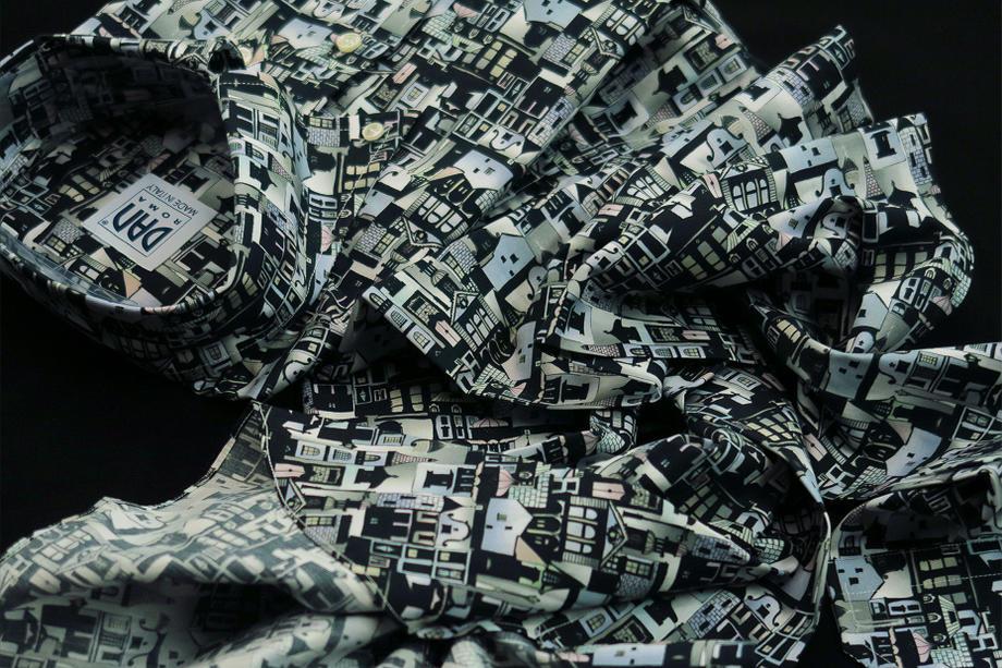 ★表示価格より10%OFF★FACEBOOK64 CITY METROPOLIS ローマかも・・★LIMITED EDITION SU MISURA 少数限定品ですTessuto e_l_2017 CITY_01