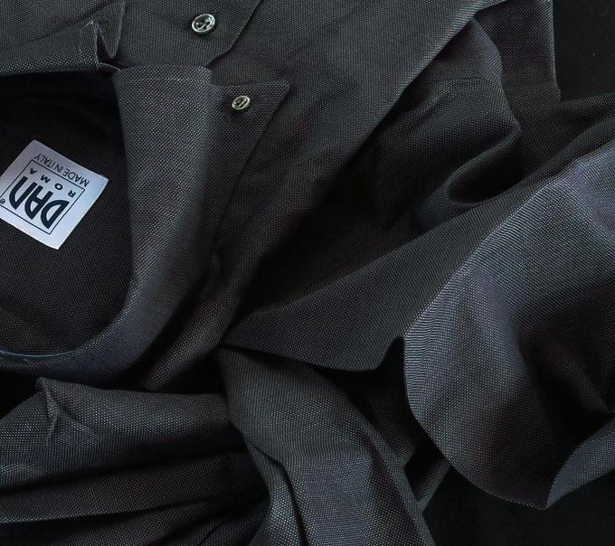 ★イタリアシャツ DUEBOTTONI DANROMA SPORTIVO KOBE LIGHT_0071u01粋な大人のお洒落を約束します・・・♬~