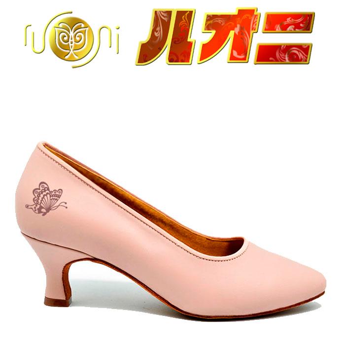 本州送料無料【サイズ交換可】社交ダンスシューズ モダン 女性/H06-FM1001