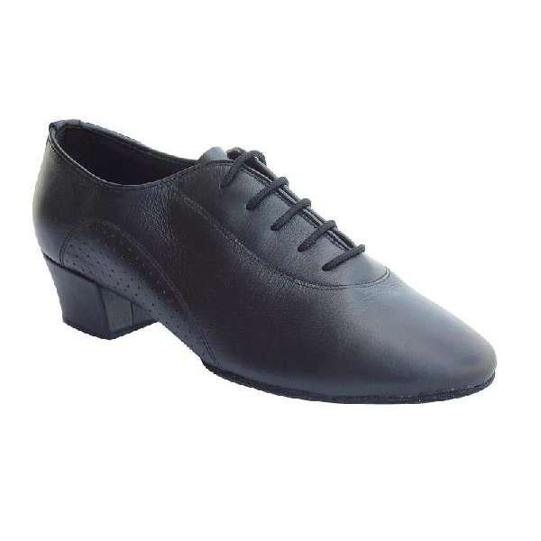 ダンスシューズ・社交ダンスシューズ・メンズ【セミオーダー】男性ラテンシューズ・黒ブラック230301セミオーダー品ですのであなたにぴったりの1足がつくれますよ♪