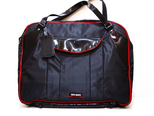 ダンサーズバッグ 三つ折り テーラー ブラック 2タイプ タカダンスファッション