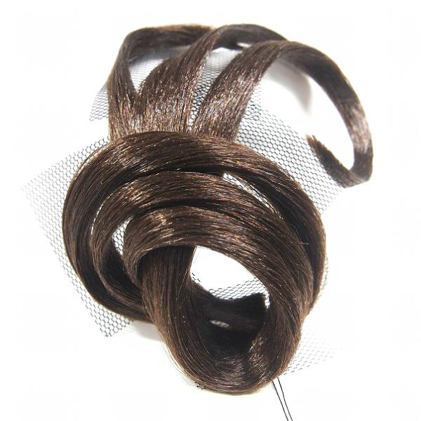 【新入荷】ボールルームヘア オーナメント XG044N 多美咲 社交ダンス 用 髪 飾り ビックサイズ 前髪