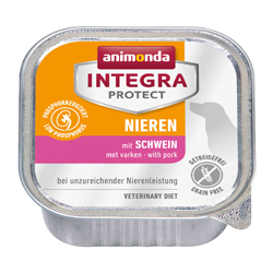 P10 アニモンダ ドッグフード ウェット 86534 インテグラプロテクト ニーレン プレゼント 腎臓ケア 豚 犬用 毎日がバーゲンセール animonda 療法食 ドイツ ウェットフード 低リン 低カロリー 150g グレインフリー