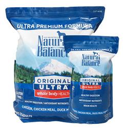 ナチュラルバランス ホールボディヘルスドッグフード 36ポンド (12ポンド×3袋) 約16.2kg [ ドッグフード 全年齢用 全犬種 NaturalBalance ]