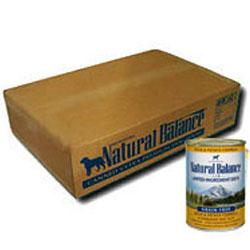 ナチュラルバランス ダック&ポテト缶 13オンスx24缶(374gx24缶) [ 取寄せ商品 ドッグフード ウェットフード アレルギーケア NaturalBalance ]:dandcshop