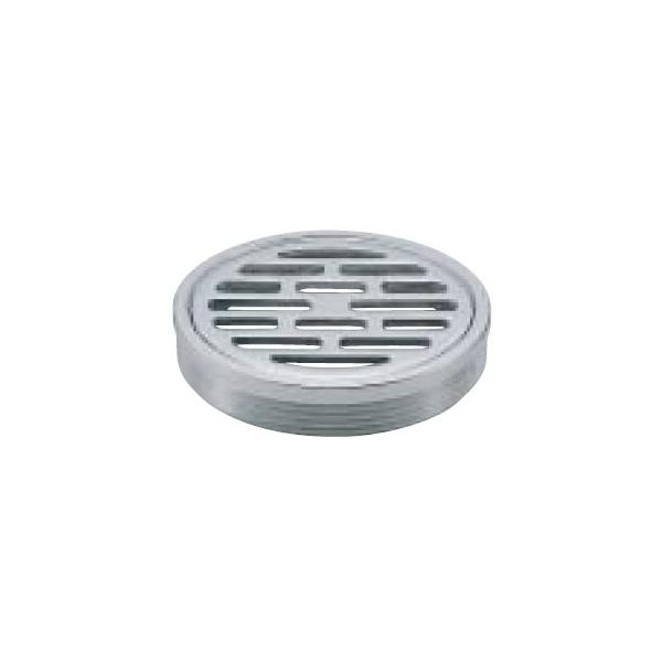 外ネジ排水目皿 M18-200 寸法:200