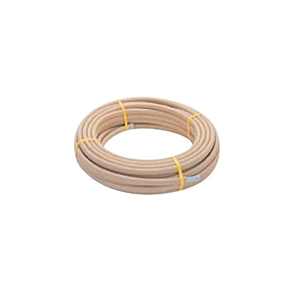 耐熱樹脂パイプ ペア アルミ巻サヤ管付 M246TJS(G)-10x50m 寸法:10×50m