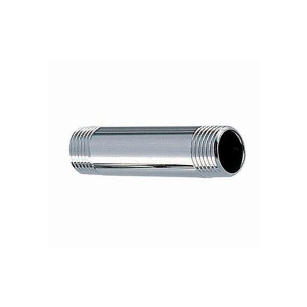 スーパーセール ミヤコ 両ネジ給水管 FV用 S4AK-25x105 寸法×L:25×105 両ネジ給水管25mm ついに再販開始