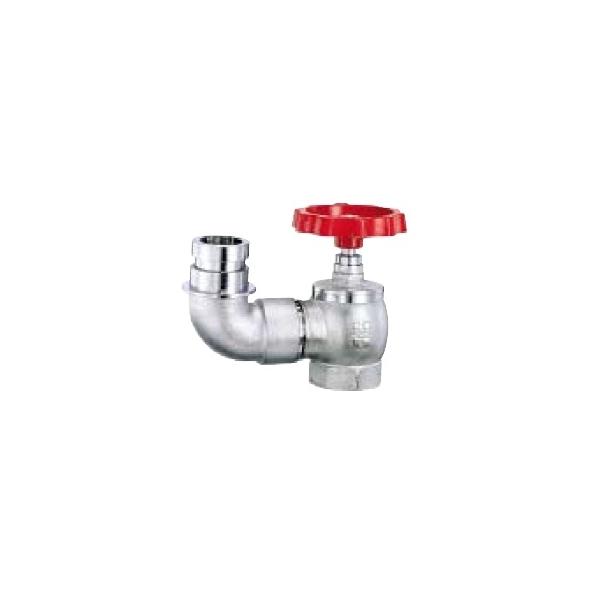 差込式回転散水栓(90°) H33-40 寸法:40高圧用