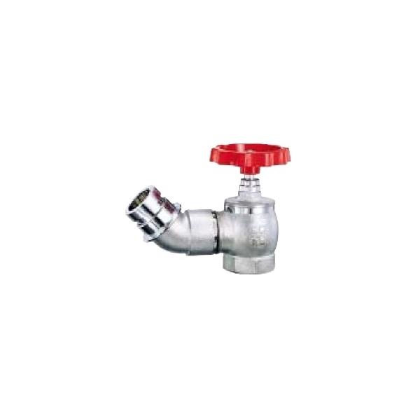 差込式回転散水栓(45°) H34-40 寸法:40高圧用