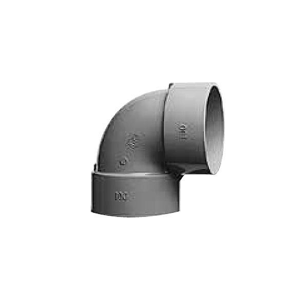 積水化学工業 DV継手 90°エルボ 〈DL〉 DDL1Q 全品最安値に挑戦 流行のアイテム 呼び径::125