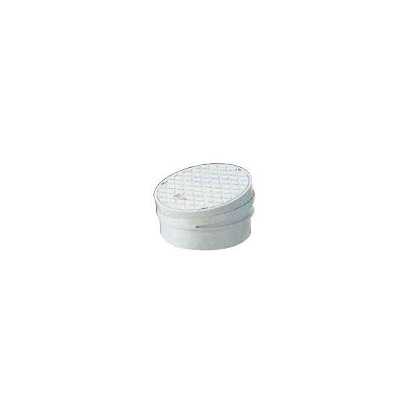 塩ビ製傾斜フタ ワンタッチ式 差し口形AI-K  KAGW2C/8コイリ AI-K200(鎖付)(汚水)グレー