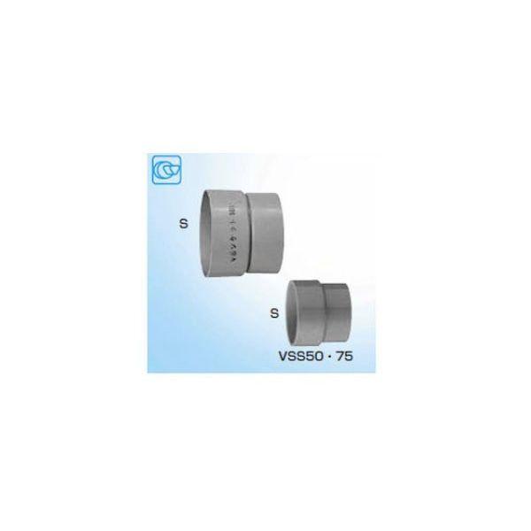 前澤化成工業 VSS VSソケット サイズ::65 特価キャンペーン 70250 排水特殊継手 新作入荷