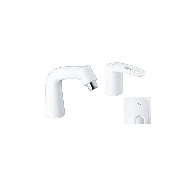 LIXIL シングルレバー水栓寒冷地仕様 ■ 正規激安 締付工具はKG-9を使用 洗髪 洗面用水栓 マルチシングルレバー 上品 エコハンドル LF-HX360SYRN 寒冷地仕様 BW1 洗面タイプ 500