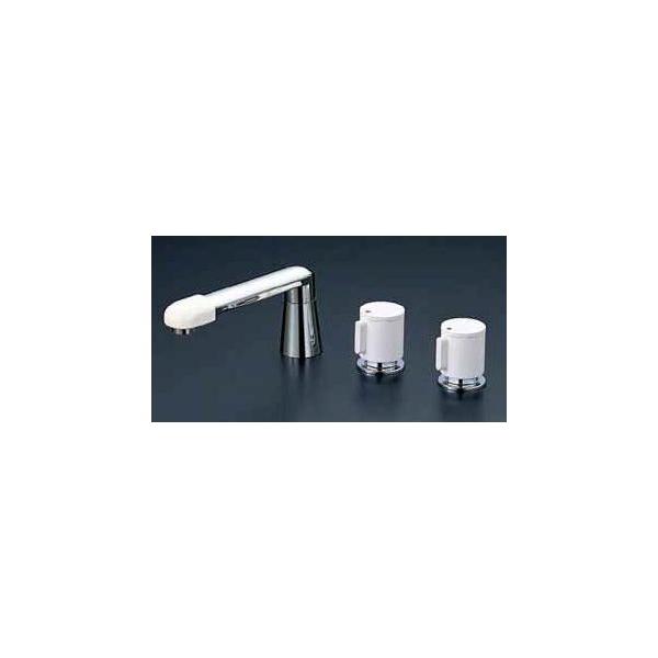 世界の 2ハンドル混合栓(ナット接続) KM87GTLCU, 景品探し隊 幹事さんお助け倶楽部 33b24113