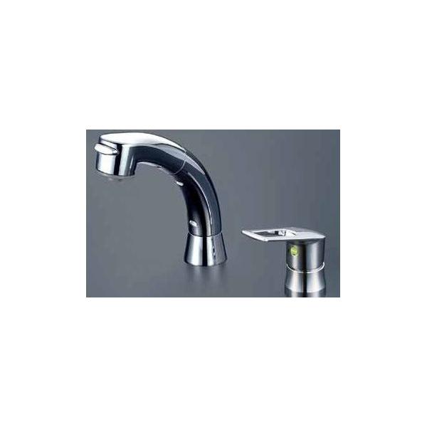 シングルレバー式洗髪シャワー水栓 KM5271ZTS2EC 寒冷地仕様