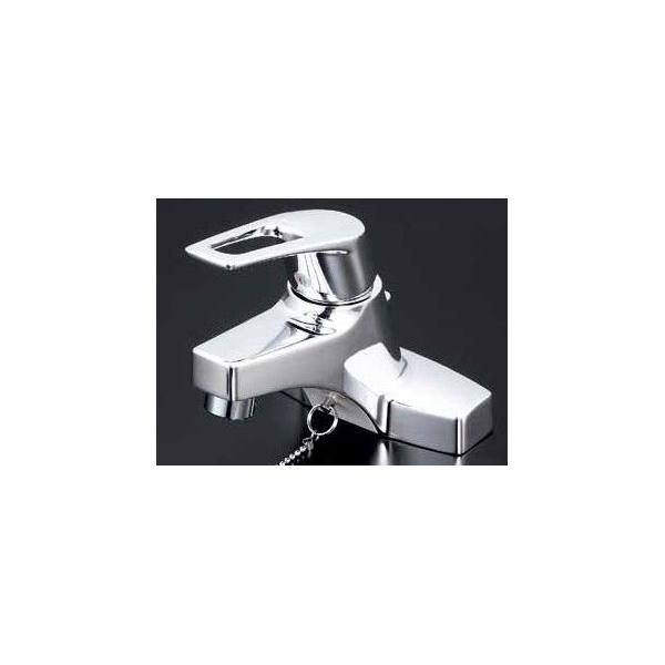 洗面用シングルレバー式混合栓・ポップアップ式 KM7014ZTHP 寒冷地仕様