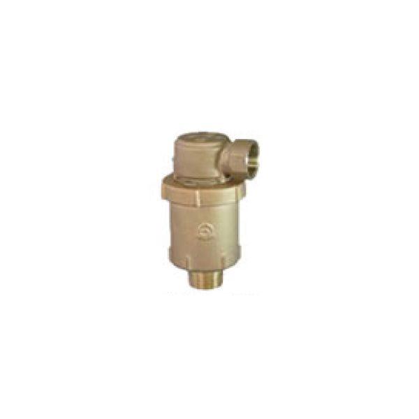 吸排気弁(青銅製) AFV4N-F 20 本体CAC