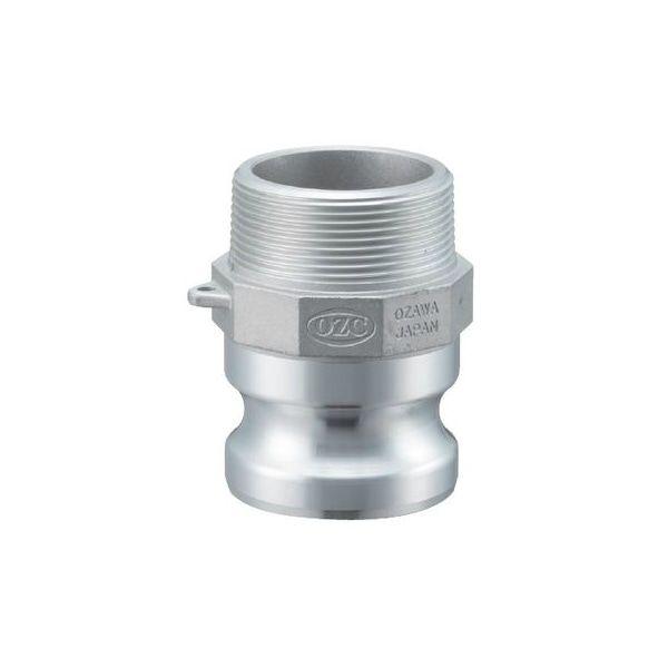 小澤物産 オスネジ型アダブター OZ-FSST150 ステンレス