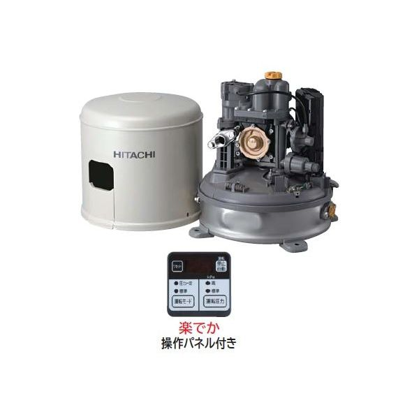 浅井戸用インバーター自動ポンプ 圧力強くん 200W WT-P200X 単相100V
