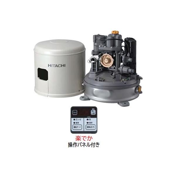 浅井戸用インバーター自動ポンプ 圧力強くん 200W 三相200V WT-K200X