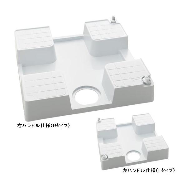 水栓コンセント内蔵型・防水パン(室内用) SP1390NJ-R 樹脂管接続