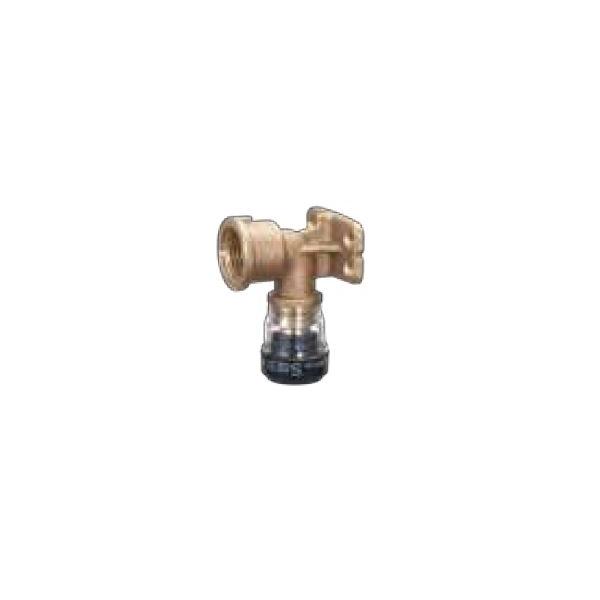 エスロカチットS 座付給水栓エルボ SMWL162Z(8コイリ)