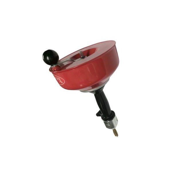 排水管掃除機 バリューハンド(手動タイプ) ワイヤー径φ8 VD-50SZ